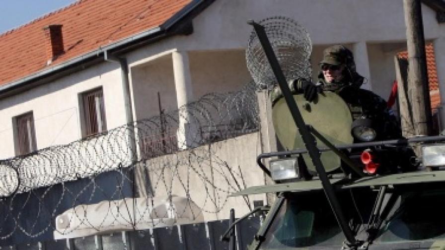 100 български военни отиват в Босна и Херцеговина