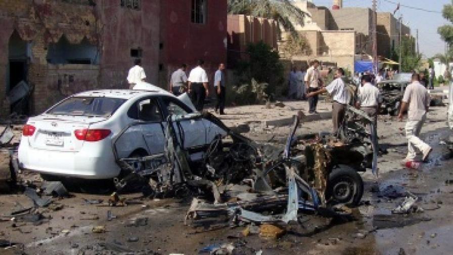 """""""Ню Йорк таймс"""": Заплахата за сигурността в Ирак се възражда"""