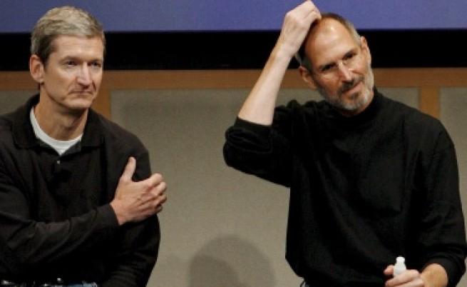 Стив Джобс вече не е шеф на