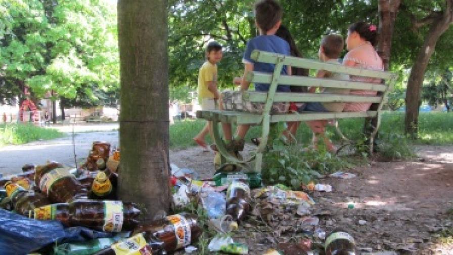 Депо за отпадъци за 40 млн. лв. изграждат край Бургас