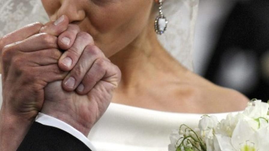 Всяка десета жена предлага брак