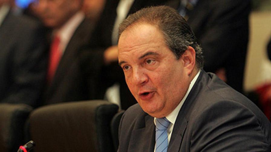Шпионски скандал в Гърция