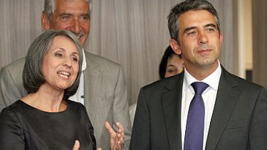 Росен Плевнелиев е кандидатът на ГЕРБ за президент