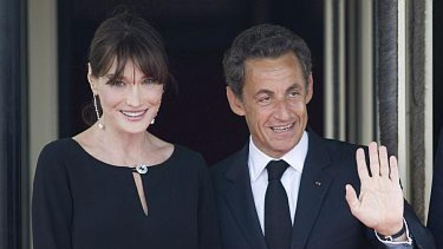 Карла и Никола Саркози