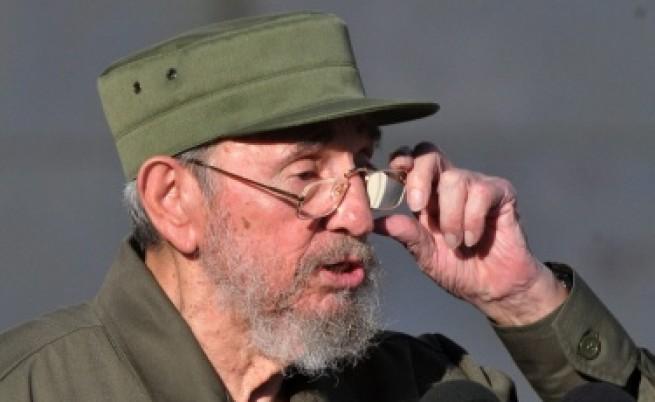 Кастро: Не съм умрял!