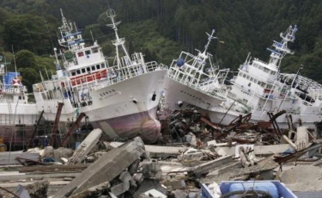 Япония половин година след бедствието