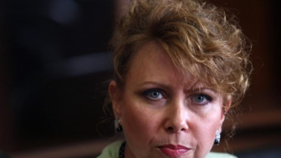Стелиана Кожухарова, говорител на главния прокурор