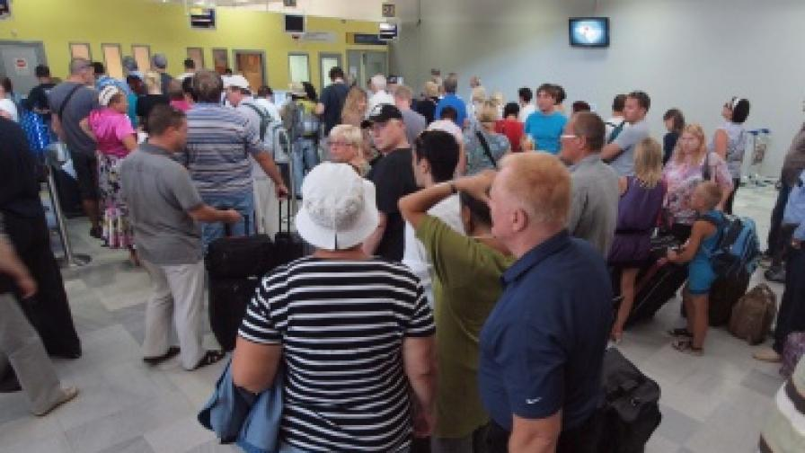 Проверката на скандала с туристите - не заради Борисов