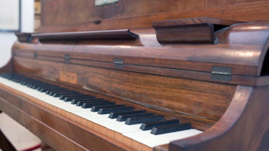 Български пианист на 11 г. спечели международно отличие