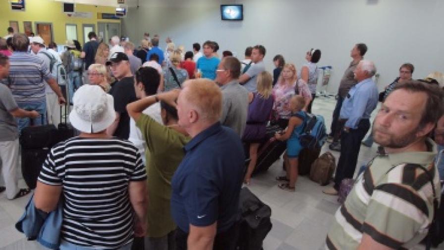 """Русия писа до Международната асоциация по въздушен транспорт за """"България Ер"""""""