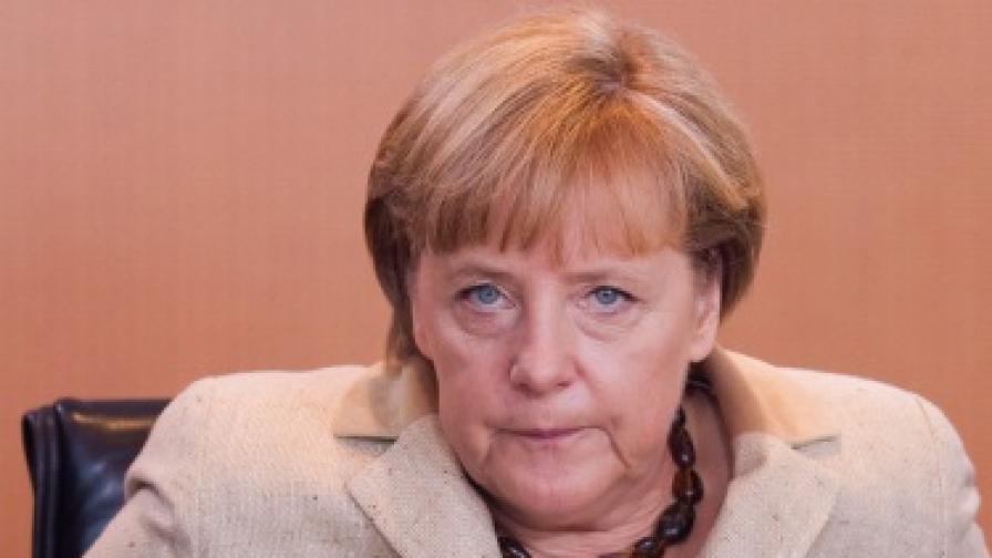 Поражение за Меркел на изборите в Берлин