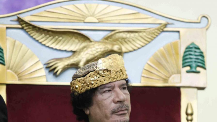 Американска журналистка: Кадафи бе влюбен в Мадлин Олбрайт