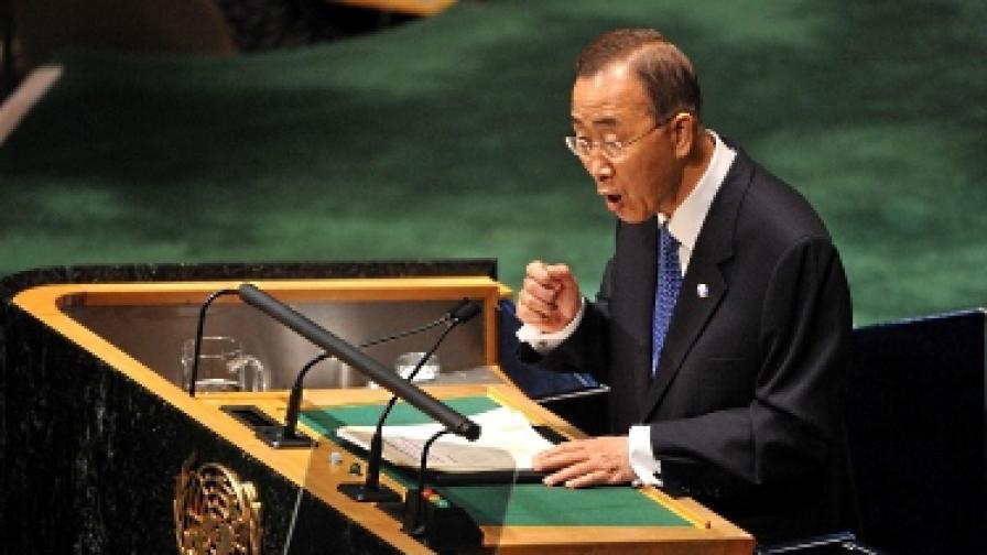 ООН: Компаниите подлагат на риск здравето ни