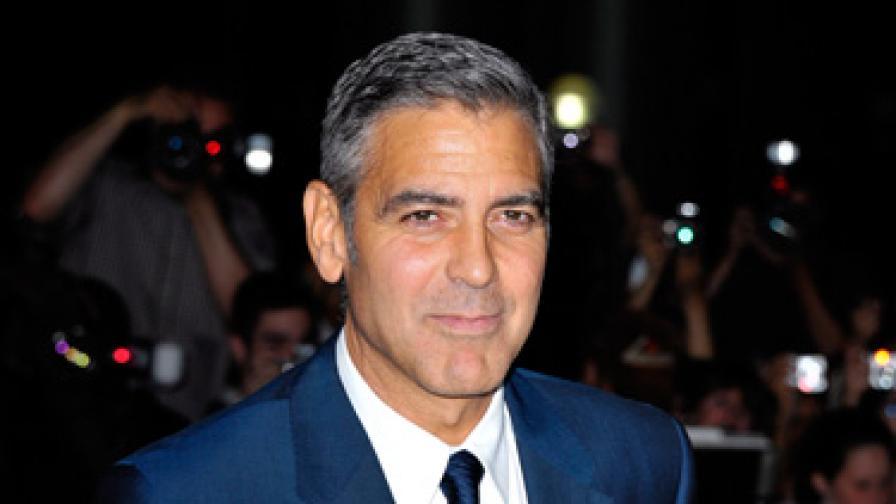 Джордж Клуни се ожени... в реклама