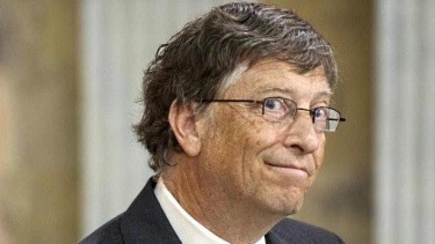 Бил Гейтс е най-богат за 18-и пореден път