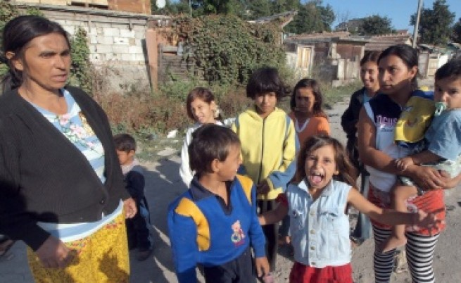 Паника сред ромите заради слухове за нападения
