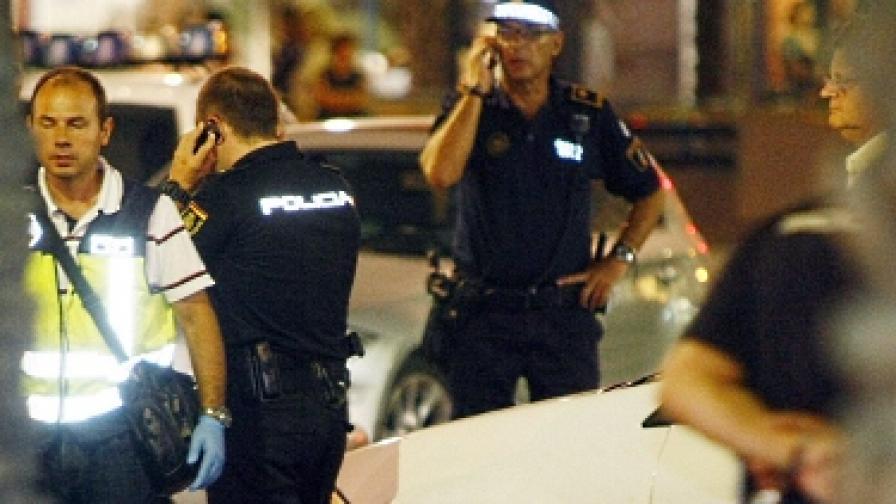 Тежковъоръжени французи крадат в Испания