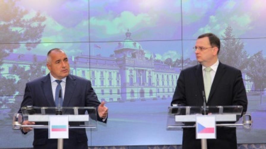 Борисов: В държавите с дълг да направят пенсиите и заплатите като нашите