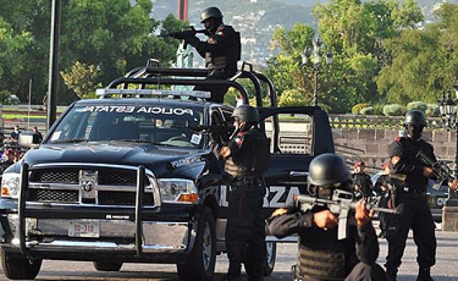 10 хил. жертви на нарковойната в Мексико от началото на годината