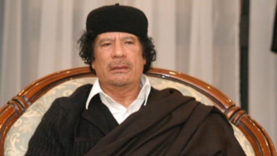 Хванаха ли Мутасим, сина на Кадафи?
