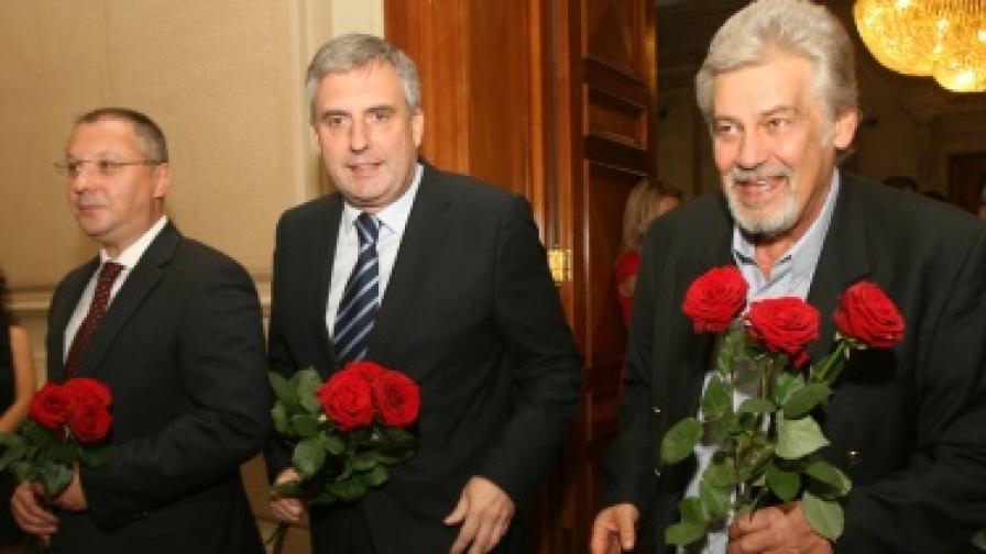 Станишев: Целта ни е победа, не балотаж
