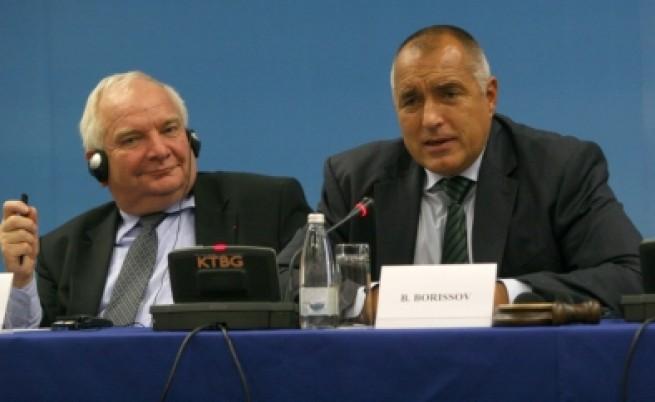Борисов: Неудобно ми е да говоря за магистрали