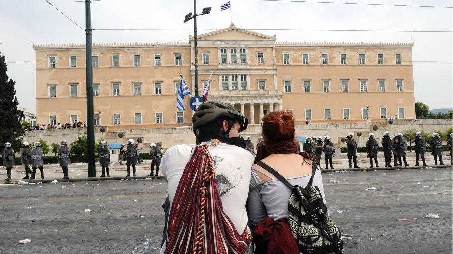 Шегата настрана - гърците били най-трудолюбиви