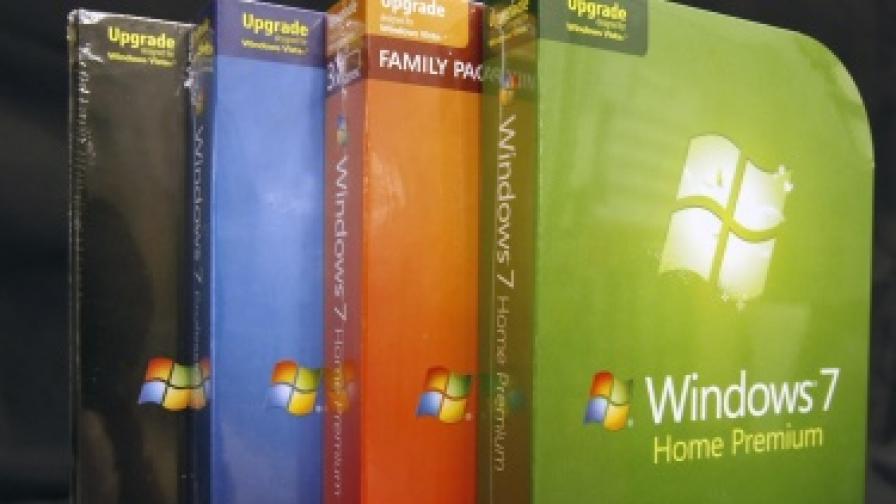 Windows 7 изпревари по популярност XP