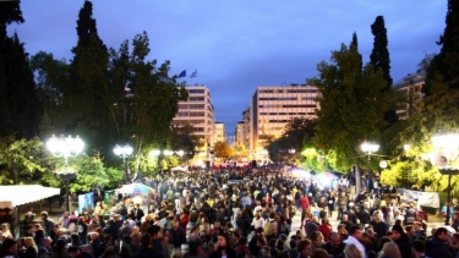 Нова стачна вълна парализира Гърция