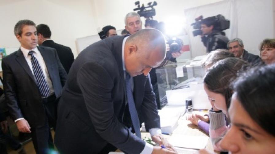 Борисов: Това е вот на доверие към правителството
