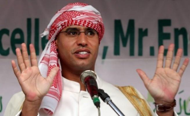 Сейф ал Ислам твърди, че е невинен