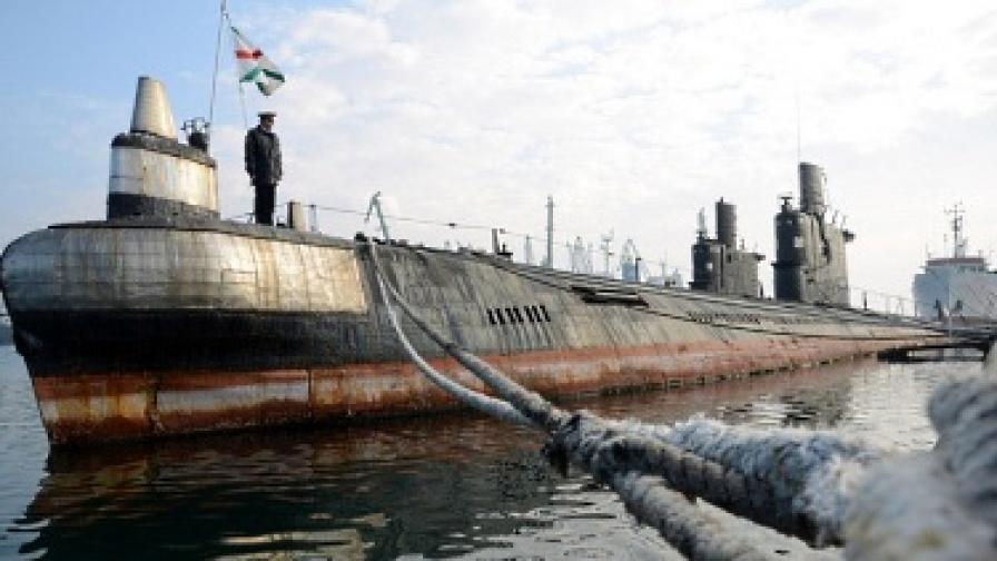"""Подводницата """"Слава"""" става музей"""