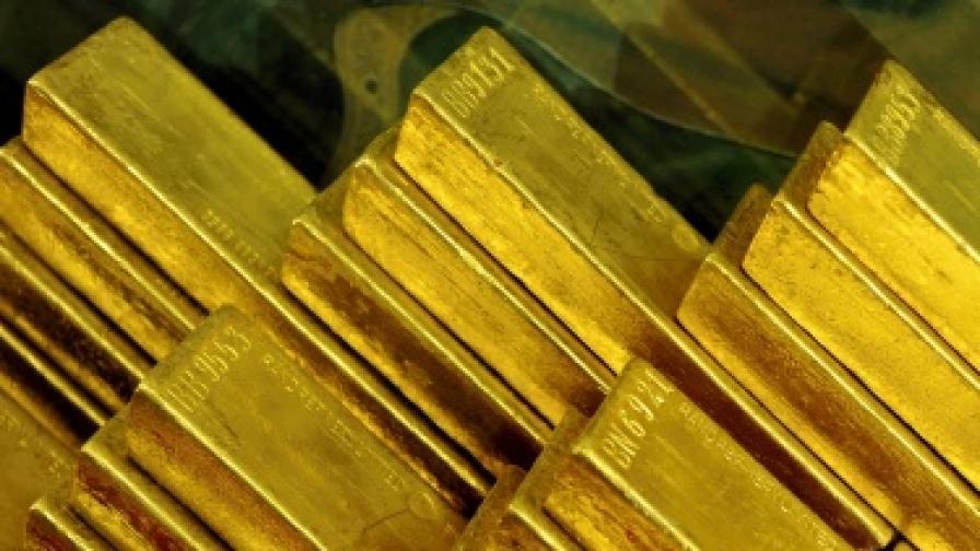 22% скок на златото в долари от началото на годината