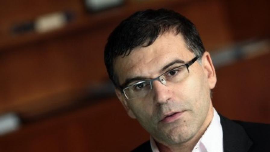 Симеон Дянков: Търговията ни с Гърция е тотално срината
