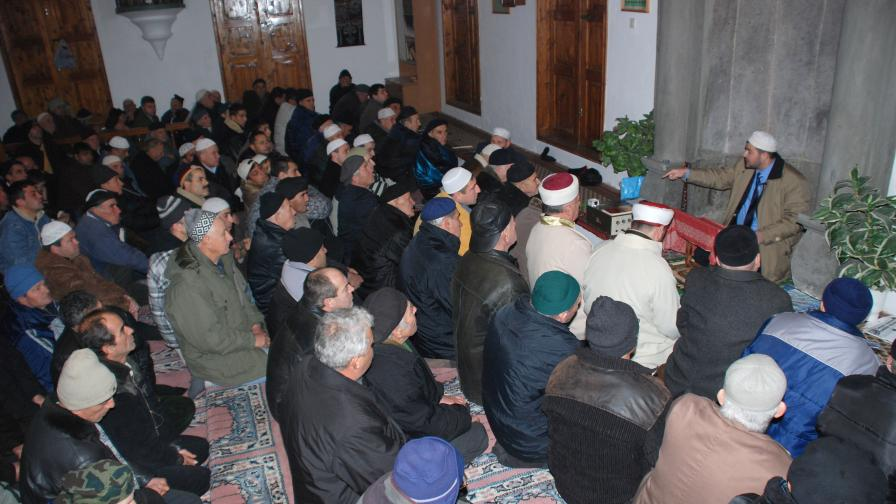 На днешния ден Арефе мюсюлманите постят преди Курбан байрама