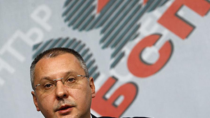 Сергей Станишев: БСП се изправи на крака