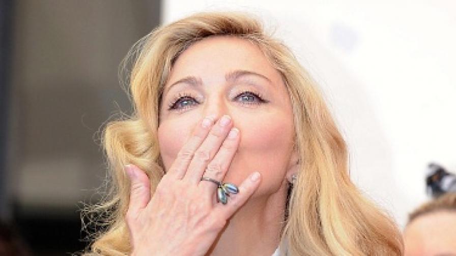 Кой е новият танцьор на Мадона