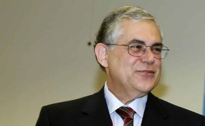 Лукас Пападимос: Гърция в еврозоната - единствен избор