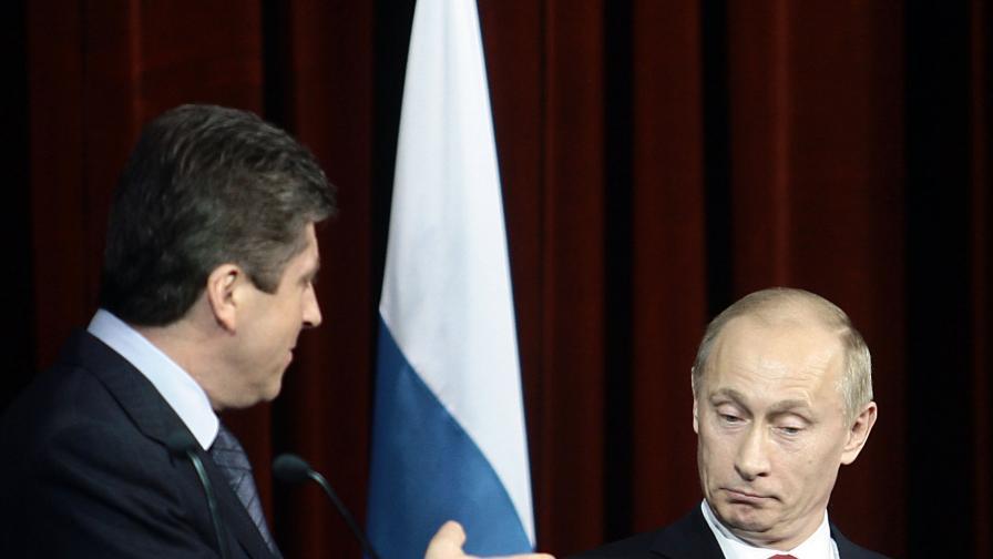 Искат и България в Евразийския съюз