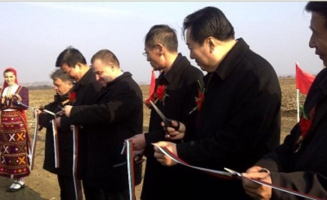 Китай инвестира в Бойница - най-бедната община