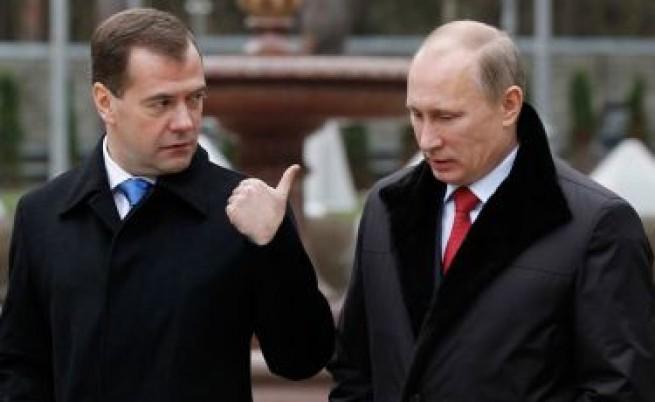 Путин пак обеща красиво бъдеще, одобриха го