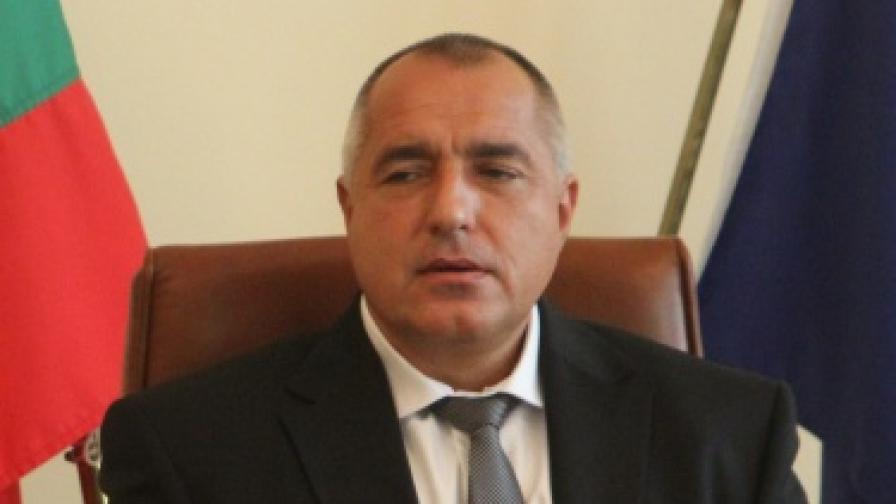 Борисов: Да не си мислят, че ще ме уплашат