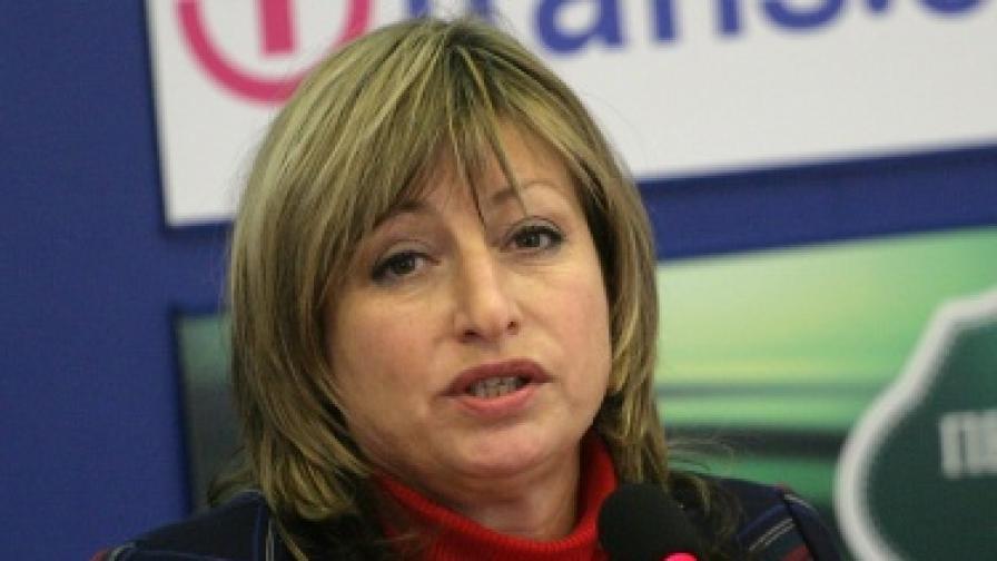 Мира Радева: Обвинявам Борисов, че действа мудно