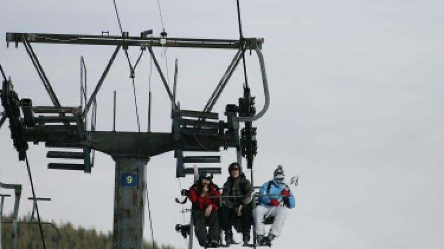 Няма да има ски сезон на Витоша тази зима