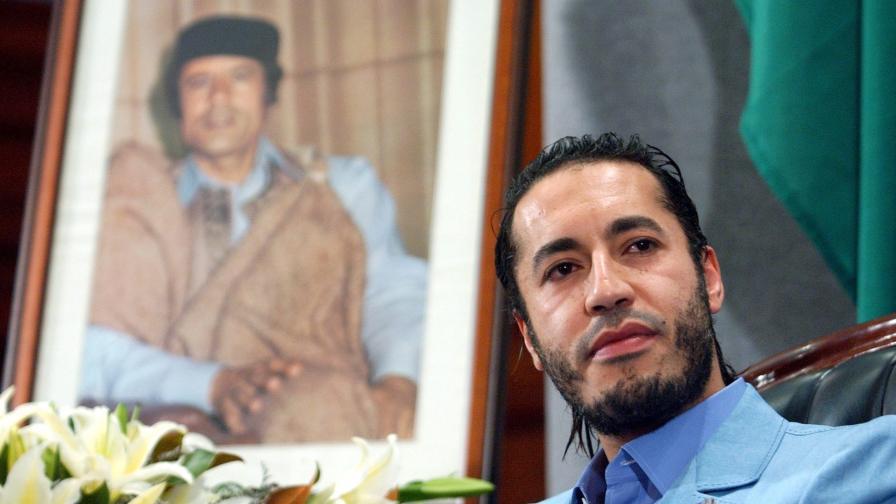 Саади Кадафи за малко да се установи в мексикански курорт