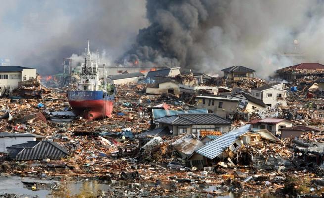 2011 г. - рекордни бедствия, свързани с много страдание