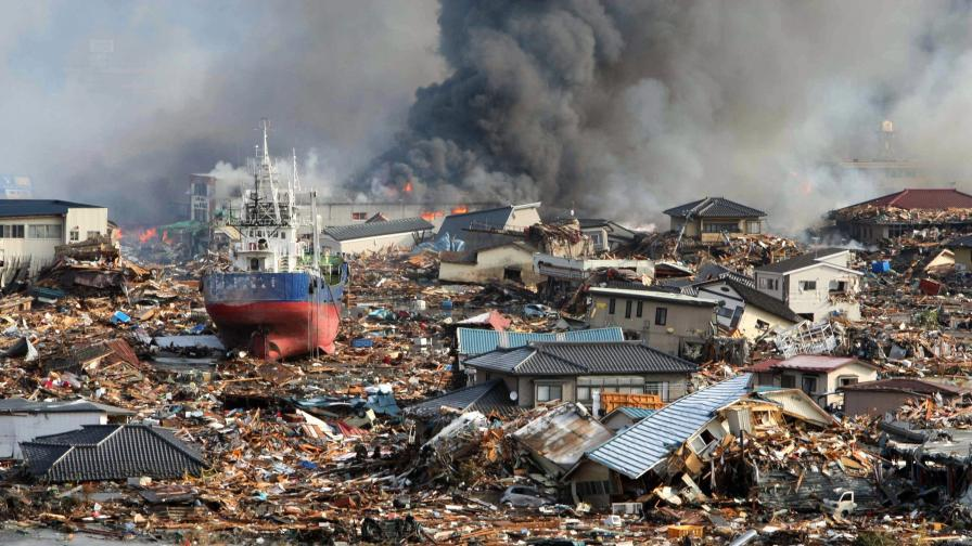 Бедствието в Япония