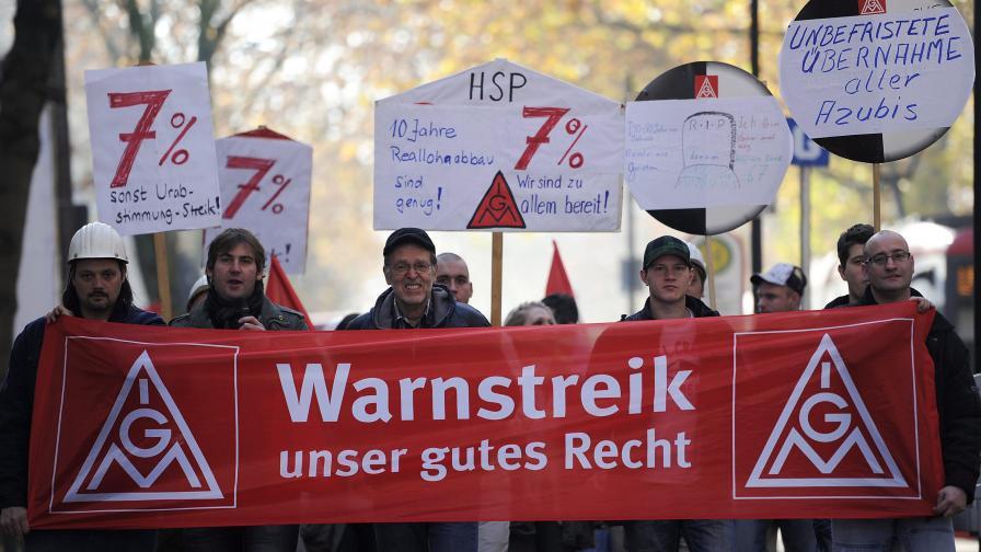 Рязък спад в продължителността на живота на по-бедните германци