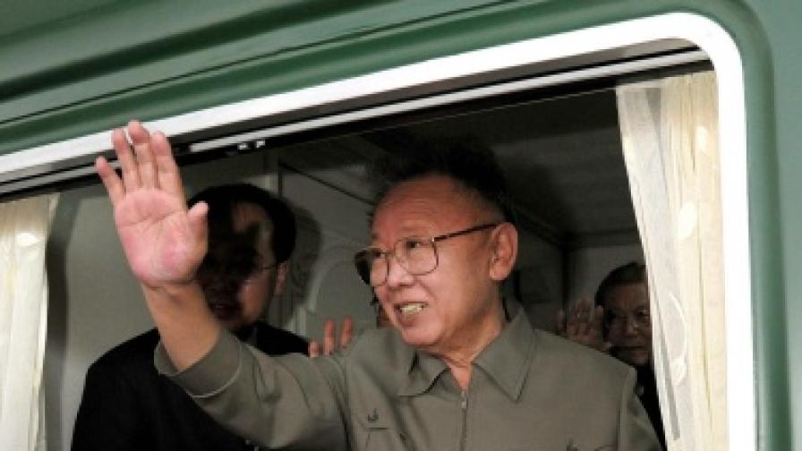 Ким Чен-ир почина на 69