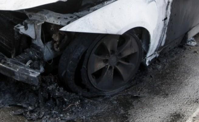 Два автомобила горяха в Силистра